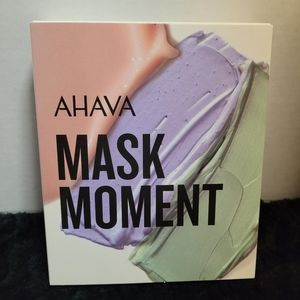 AHAVA Mask Moment Face Masks